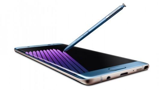 Galaxy Note 7 Bugün 10 Ülkede Satışa Sunulacak