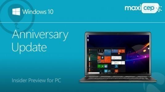 Windows 10 Yapı 14393.10 Sürümü Insider için Yayınlandı