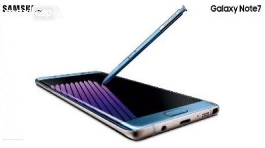 Samsung Galaxy Note 7 Duyuruldu