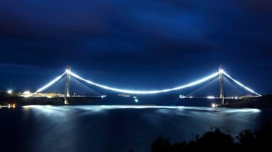 Yavuz Sultan Selim Köprüsü Yandex Navigasyon'da