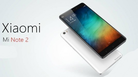 Xiaomi Mi Note 2 Yeni Canlı Görselleri ile Ortaya Çıktı