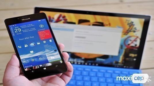 Windows 10 Mobile Anniversary Update için Tarih Belli Oldu