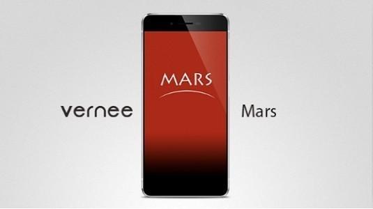 Kasım ayında Vernee Mars 6GB RAM ile sunulacak