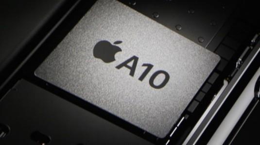 Apple'ın A10 Fusion yonga seti AnTuTu'da zirveye yerleşti