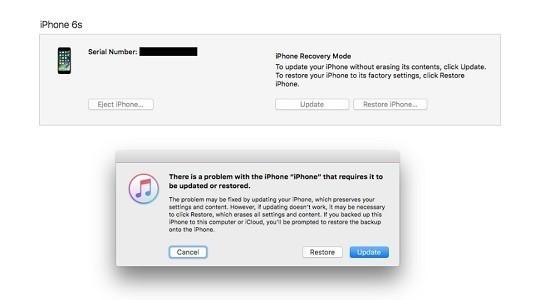 iOS 10, bazı cihazları kullanılmaz hale getirdi