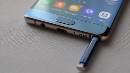 Samsung, yeni güncelleme ile Galaxy Note7'nin şarj kapasitesini sınırlandıracak