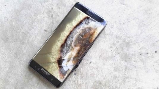 Samsung, Galaxy Note7 üzerinden dava edildi