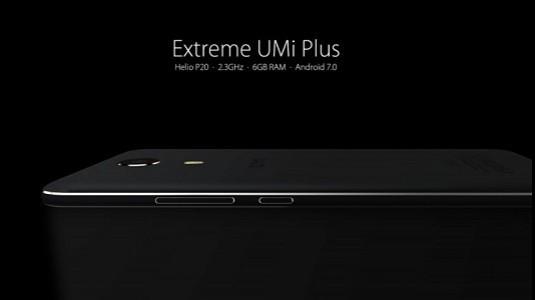 Extreme UMi Plus resmi olarak duyuruldu