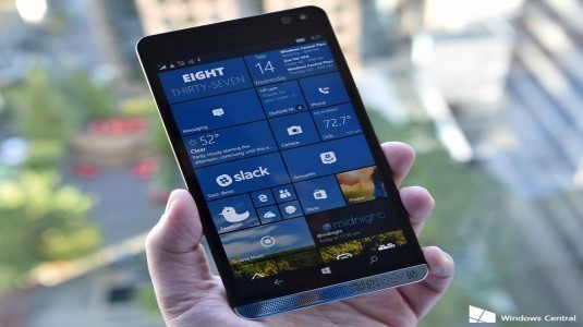 HP Elite X3 için Windows 10 Mobile Anniversary Update ve Firmware Güncellemesi Yayınlandı