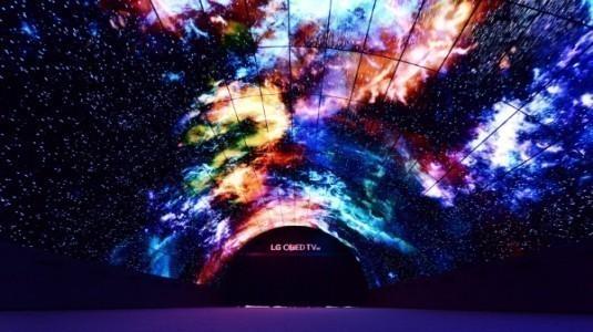 LG IFA 2016'da OLED Tünel Sürprizi ile Karşımızda