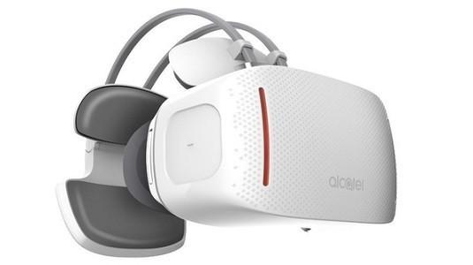Alcatel Vision sanal gerçeklik gözlüğü teknik özellikler ortaya çıktı