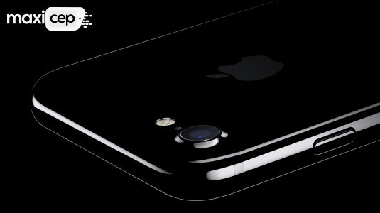Apple: Simsiyah iPhone 7 Çizilebilir