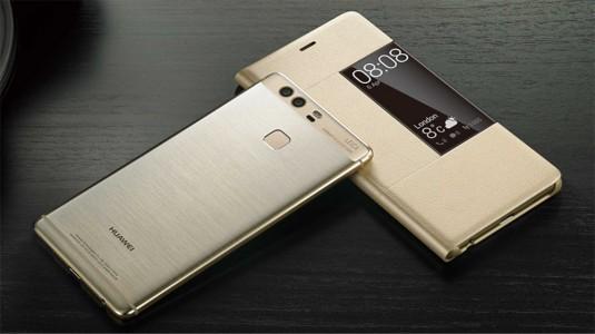 Huawei P9'un Gold Rengi Türkiye'de Satışa Çıkıyor