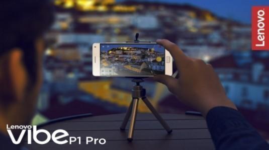 Lenovo Vibe P1 Pro, Güçlü Bataryası ve Uygun Fiyatı İle Türkiye'de