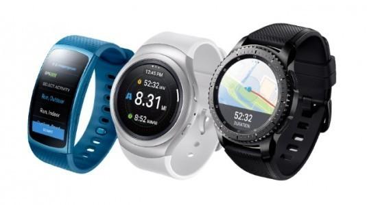 Samsung Gece S3, Gear S2 ve Gear Fit 2 Cihazları Artık İos Uyumlu