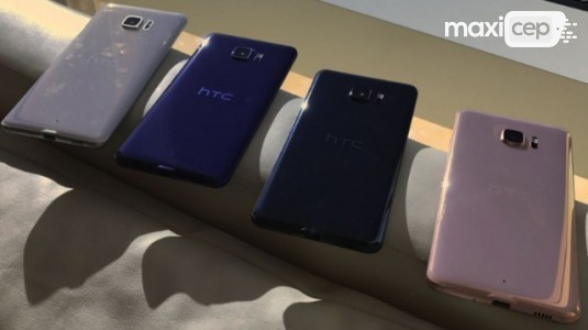 HTC U Ultra ve HTC U Play'in Özellikleri ve Görüntüleri 12 Ocak Öncesinde Sızdırıldı