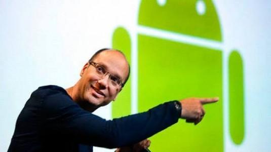 Andy Rubin'in Android Telefonu Geekbench Üzerinde Göründü