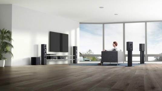 Sony, Yeni Ses ve Ev Sinema Sistemlerini CES 2017'de Tanıttı