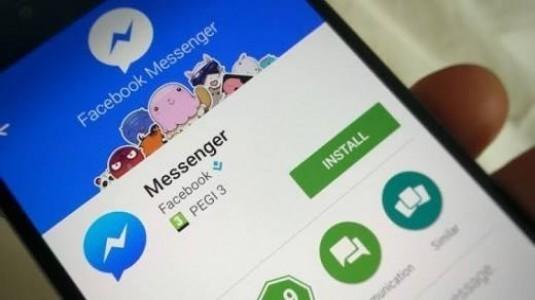 Facebook, Messenger Uygulaması için Reklamların Geldiğini Duyurdu