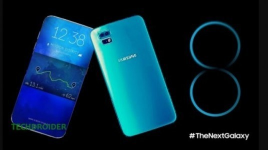 Galaxy S8, Belirli Pazarlarda 6 GB RAM / 128 GB Depolama Alanı Versiyona Sahip Olabilir