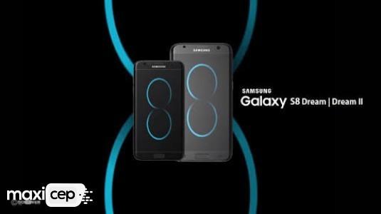 Samsung, Galaxy S8'in Flat Ekranlı Versiyonunu da Sunacak