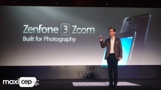 Asus ZenFone 3 Zoom, 2.3X Zoomlu Kamera ve iPhone Benzeri Portre Modu ile Duyuruldu