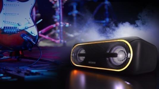 Sony Extra Bass Kablosuz Hoparlörler, Derin Bass Özelliği ile Yenilendi