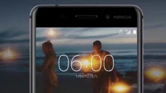 Nokia 6 Görselleri Şık Metal Tasarımı Gözler Önüne Seriyor