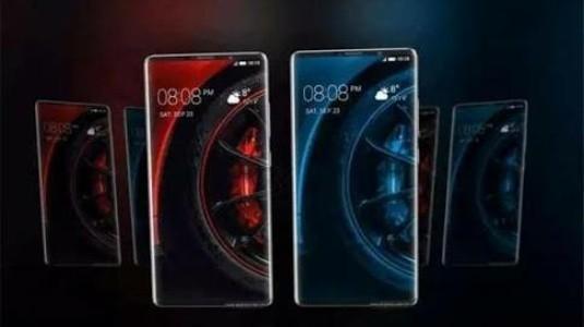 Huawei Mate 10 Pro'nun İlginç Renk Versiyonlarını Gösteren Görüntüsü Sızdırıldı