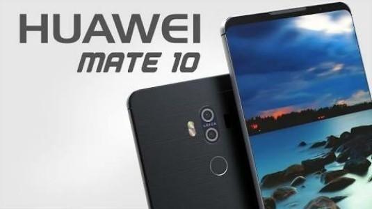 Huawei Mate 10'un Özellikleri Promosyon Görselleri Üzerinden Doğrulandı