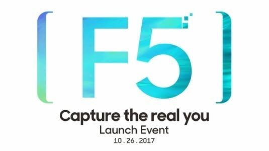 Oppo F5'in Tanıtım Tarihi Açıklandı