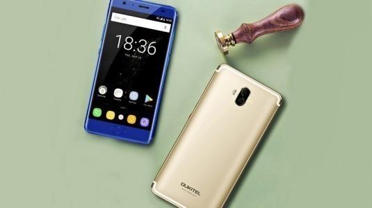 Oukitel K8000 dev bataryası ile tanıtıldı