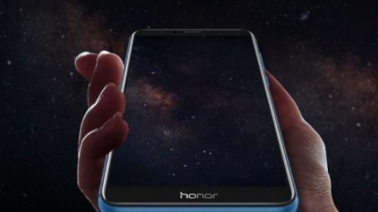 Huawei 7X Çerçevesiz Ekran ve Çift Kamera İle Resmi Olarak Tanıtıldı