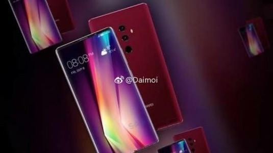 Huawei Mate 10 Pro'nun Yeni Görseli Sızdırıldı