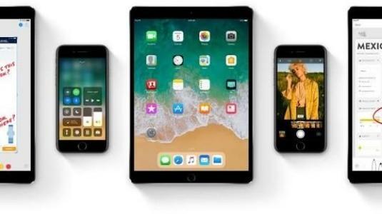 iOS 11, iOS 10'u Geçerek Apple Cihazlarının %47'sine Ulaştı
