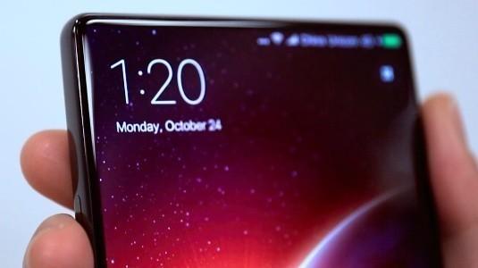 Gerçek Çerçevesiz Akıllı Telefon Nasıl Olur? İşte Cevabı!