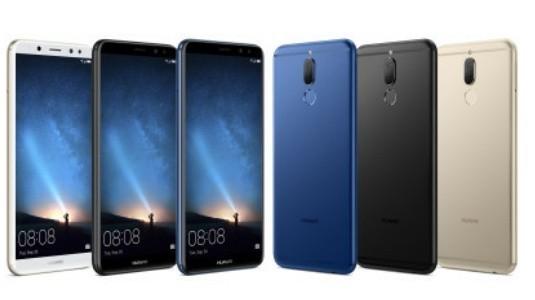 Karşınızda 18: 9 Ekranlı, Dört Kameralı Huawei Mate 10 Lite