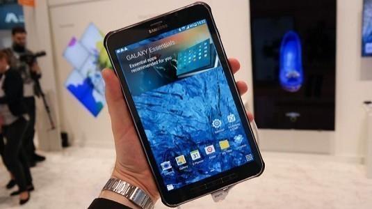Samsung Galaxy Tab Active 2 Çıkarılabilir Pil ve Bixby İle Beraber Geliyor