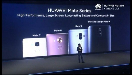 Huawei Mate 10 Tanıtım Etkinliğini Burada İzleyebilirsiniz