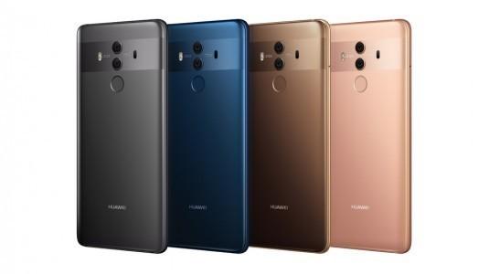 Huawei, Mate 10 serisi için 3 reklam filmi yayınladı