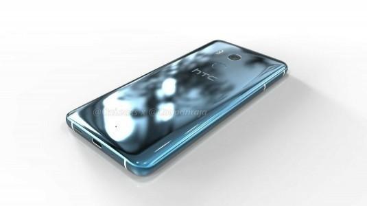HTC U11 Plus'ın 3D Videosu Sızdırıldı