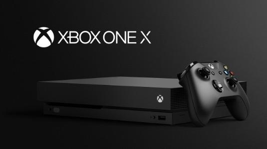 Dünyanın En Güçlü Oyun Konsolu Xbox One X Türkiye'de Satışa Sunuldu