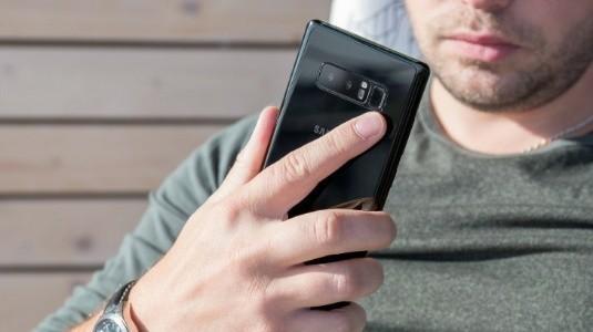 Güney Kore'de Samsung Galaxy Note8'e Güçlü Talep  Devam Ediyor