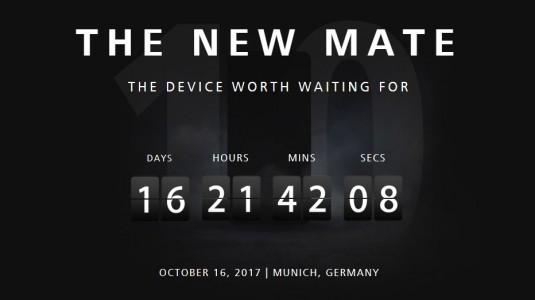 Huawei Mate 10, Masaüstü Deneyimi için Dock İstasyonu ile Gelebilir