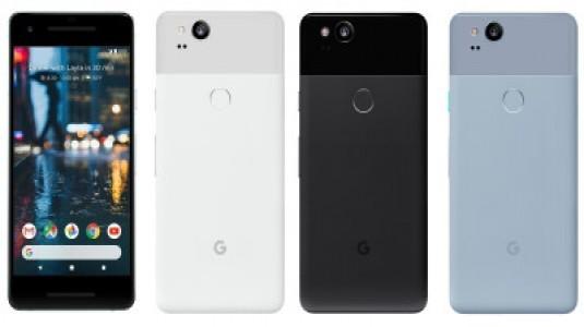 Karşınızda  Google Pixel 2 ve Pixel 2 XL