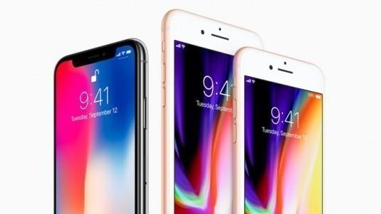 iPhone 8'in üretimi, yarı yarıya düştü