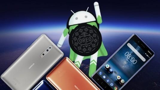 Nokia 8, direk olarak Android 8'e güncellenecek