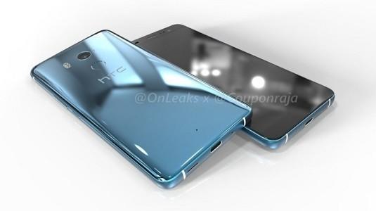 HTC U11 Plus Modelinin Çerçevesiz Tasarımı Ortaya Çıktı