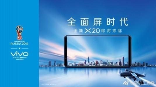 Vivo X20 Plus satışları, 28 Ekim'de başlıyor