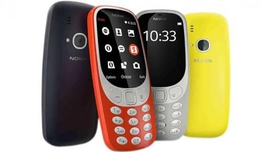 Nokia 3310 3G satışları, Avrupa'da başlıyor